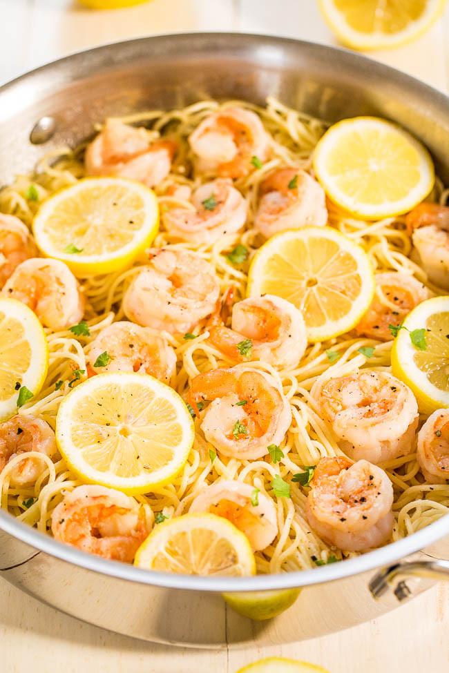25 Shrimp Recipes