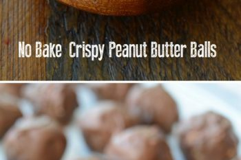 Easy No Bake Peanut Butter Balls