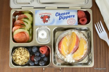 Packing school lunches