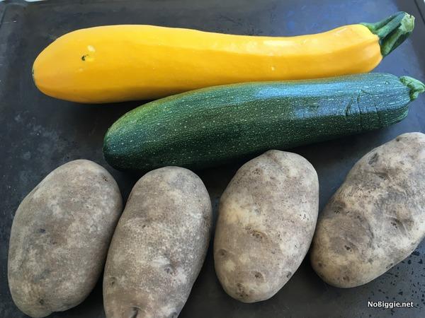 squash and zucchini tater tots | NoBiggie.net