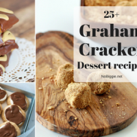 25+ Graham Cracker Dessert recipes