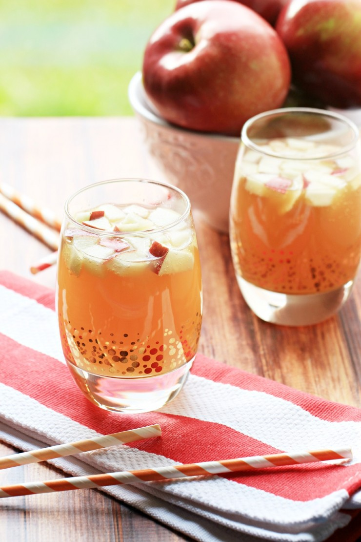 Apple Pie Punch | 25+ Non-Alcoholic Punch Recipes