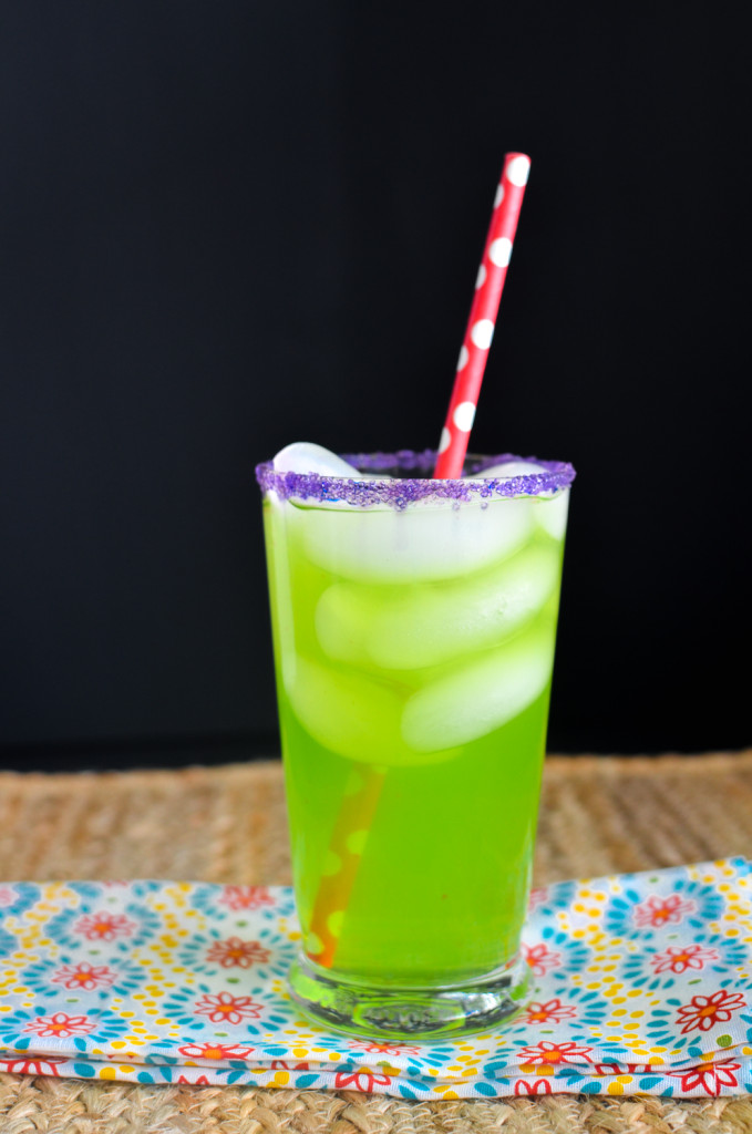 Mad Hatter Party Punch | 25+ Non-Alcoholic Punch Recipes