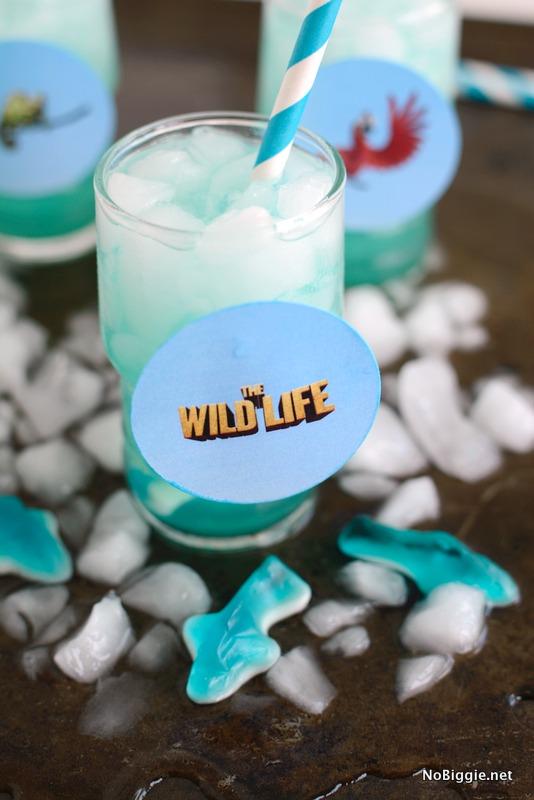 The Wild Life blue punch | NoBiggie.net