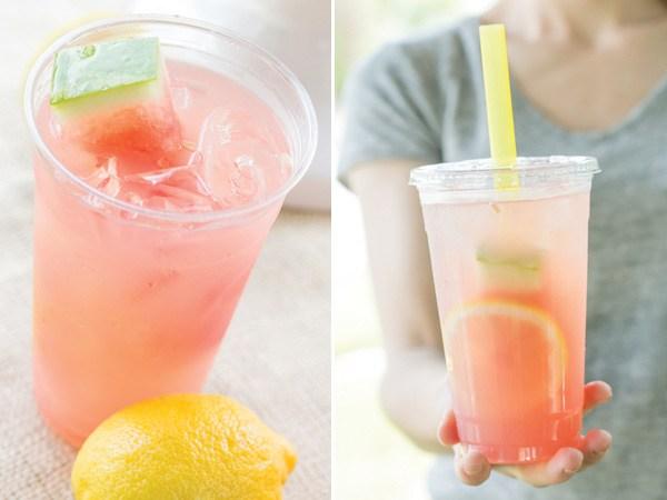 Watermelon Lemonade | 25+ Non-Alcoholic Punch Recipes