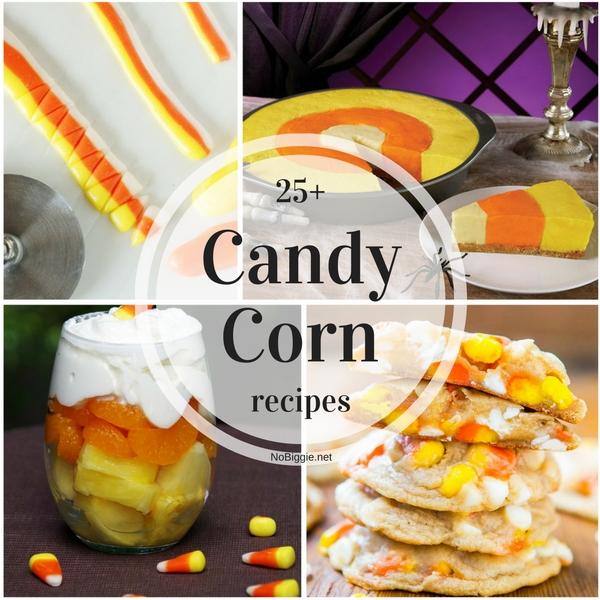 25+ Candy Corn Recipes | NoBiggie.net