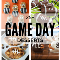 25+ Game Day Desserts