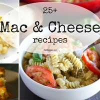 25+ Mac and Cheese Recipes