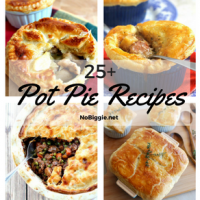 25+ Pot Pie Recipes
