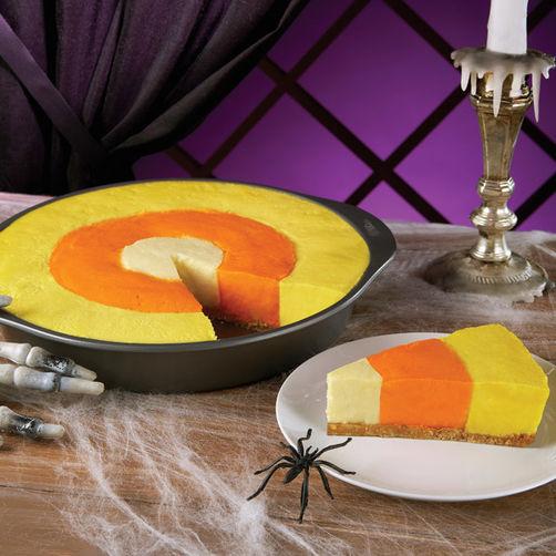 Candy Corn Cheesecake | 25+ Candy Corn recipes
