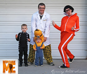 Despicable Me | 25+ Creative Family Costumes