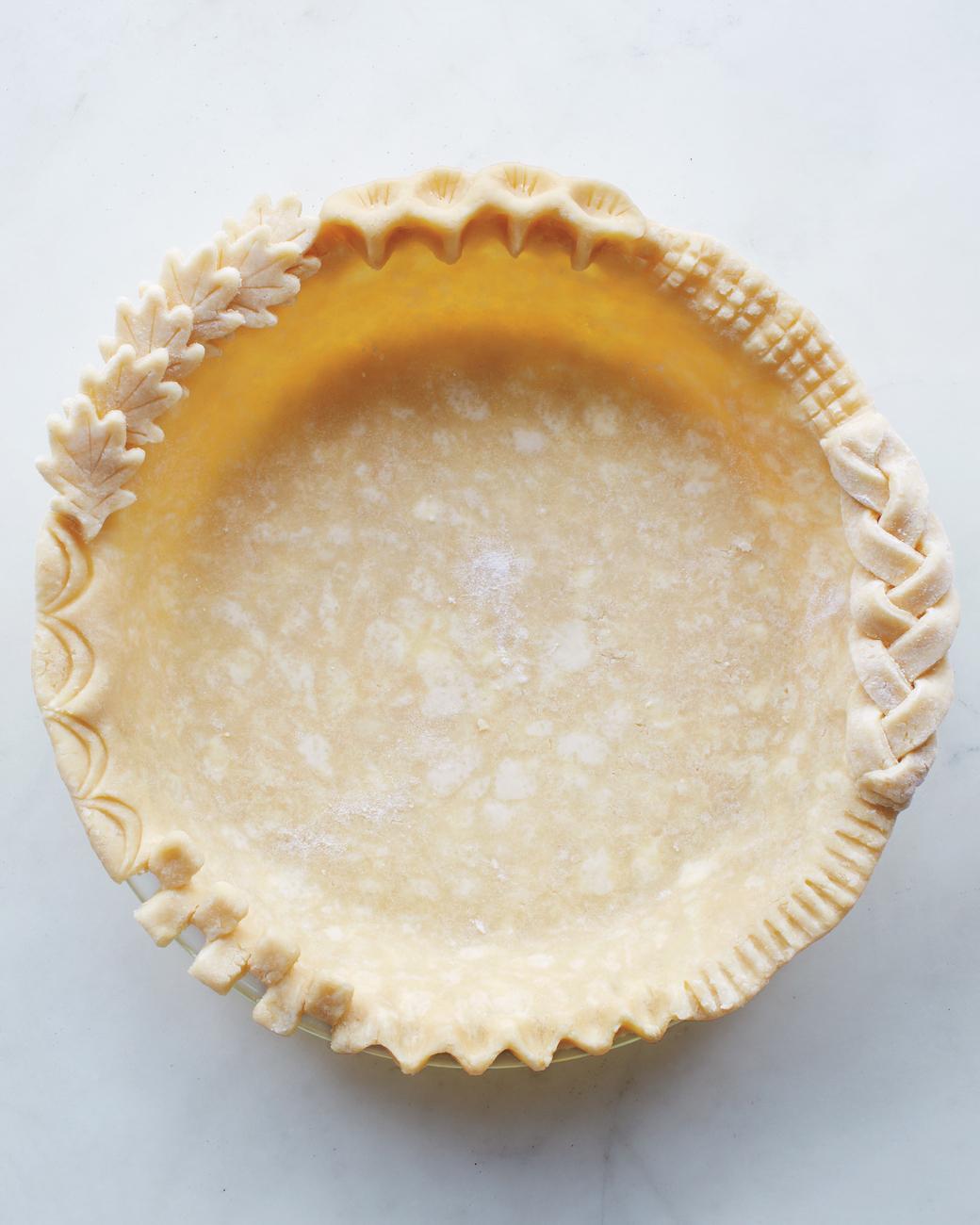 Simple Pie Crust Recipe Food Network