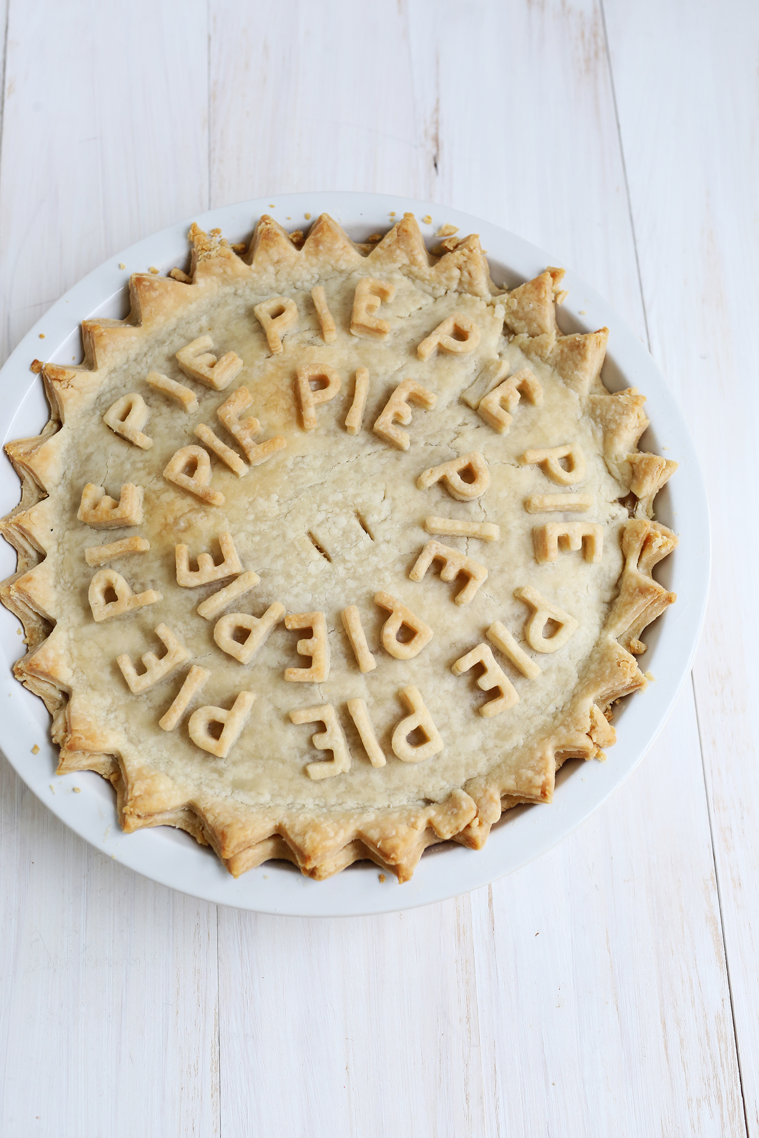 25 Decorative Pie Crust Ideas