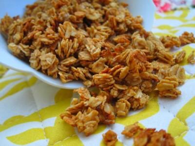 Peanut Butter Granola | 25+ Granola recipes