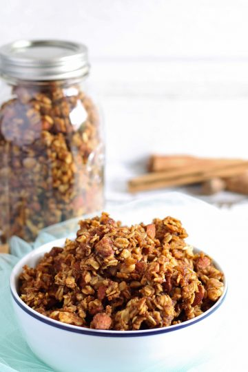 25+ Granola Recipes