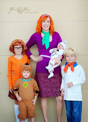 Scooby Doo | 25+ Creative Family Costumes