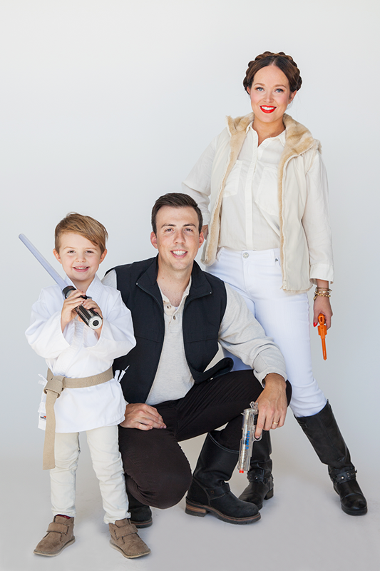 Star Wars | 25+ Creative Family Costumes