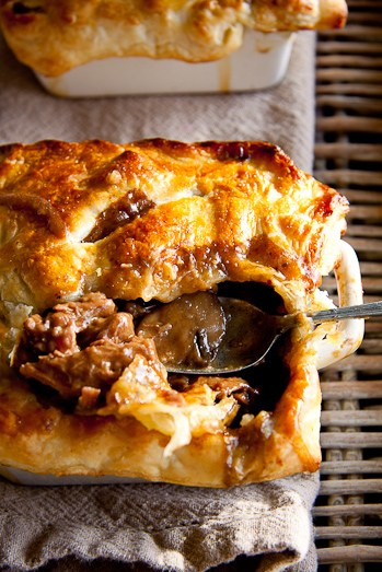 how to cook a family meal beef pot pie