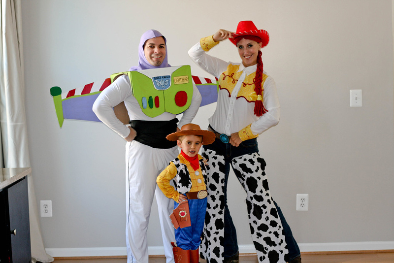Toy Story | 25+ Creative Family Costumes