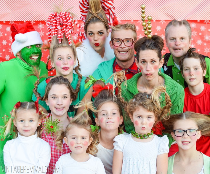 Whoville | 25+ Creative Family Costumes