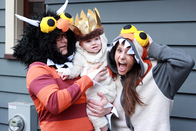 Wild Things | 25+ Creative Family Costumes
