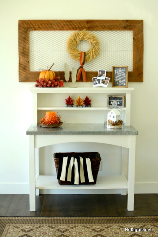 fall decor | NoBiggie.net