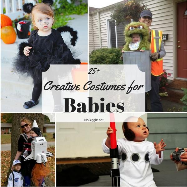 25+ Creative Costumes for Babies | NoBiggie.net
