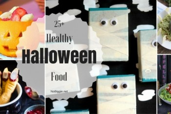 25+ Healthy Halloween Food Ideas