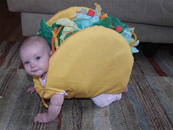 17 Creative Ideas for Halloween Costumes for Babies - Style Motivation