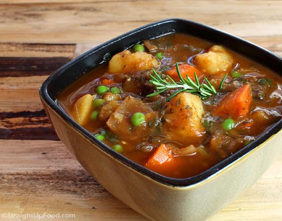 Beefless Stew | 25+ Meatless Meals