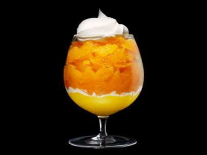 Candy Corn Parfait | 25+ Healthy Halloween Food