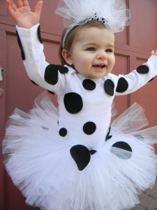 Dalmation |25+ Creative Costumes for Babies