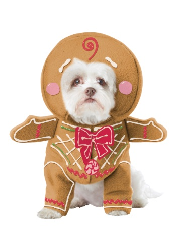 Gingerbread Pup Dog Costume | 25+ Creative Costumes for Dogs