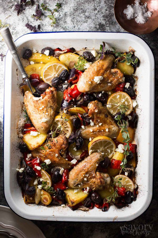 25 Sheet Pan Dinner Recipes Nobiggie