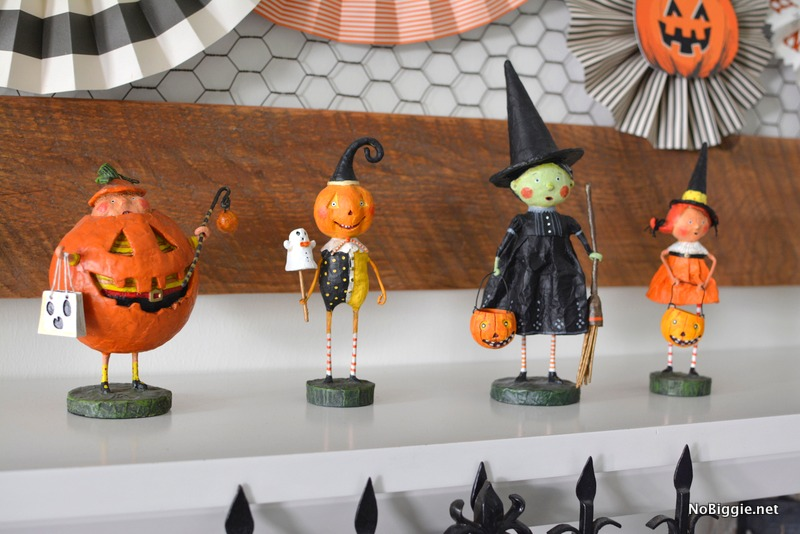 halloween decorations lori mitchell figurine nobiggienet - Halloween Decorations 2016