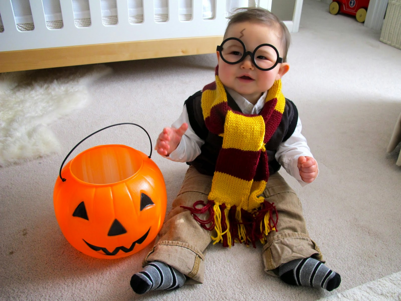 Harry Potter |25+ Creative Costumes for Babies
