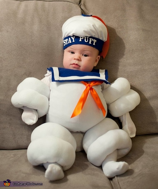 17 Creative Ideas for Halloween Costumes for Babies
