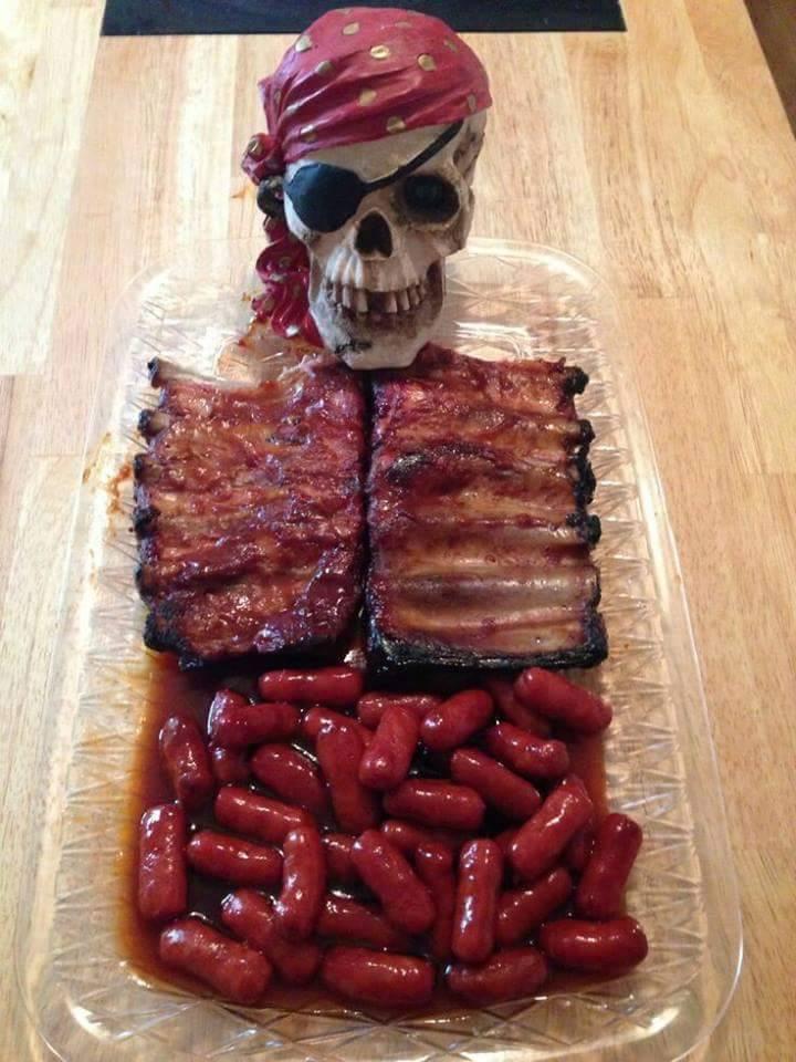 halloween ribs