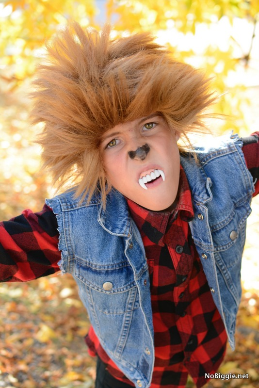 werewolf costume | NoBiggie.net