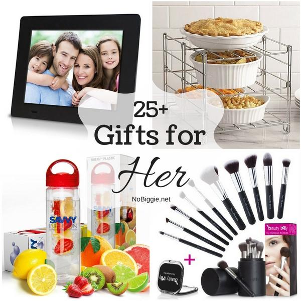 25+ Gifts for Her   NoBiggie.net