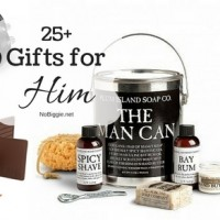 25+ Gifts for Him