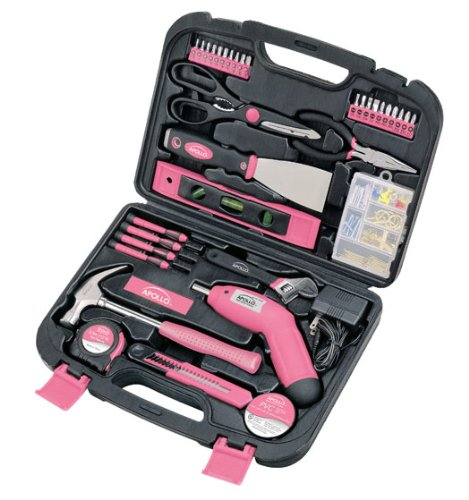 Apollo Precision Tools in Pink Kit | NoBiggie.net | 25+ Gifts for Her