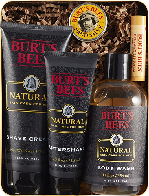 Burt's Bees Men's Gift Set | 25+ Gifts for Him