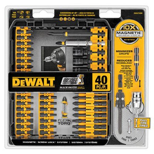 Dewalt Impact Ready Screw Driving Set | 25+ Gifts for Him