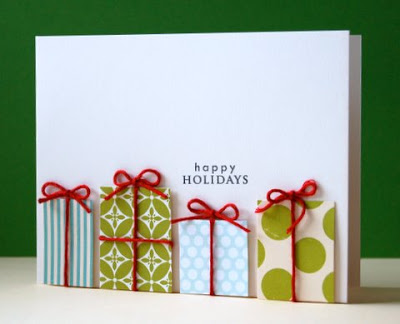 Gift Boxes | 25+ Handmade Christmas Cards