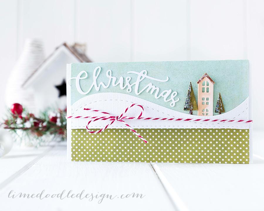 Gift card Envelope | 25+ Handmade Christmas Cards