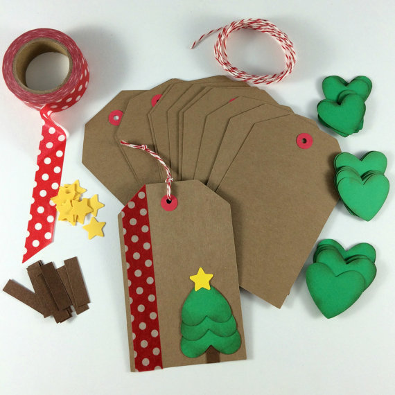 25+ Handmade Christmas Cards