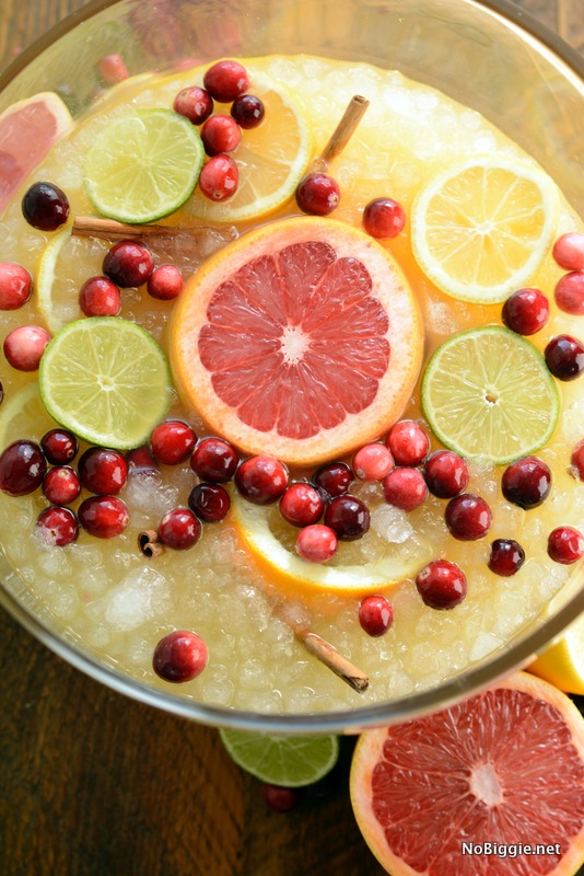 jingle juice holiday punch | NoBiggie.net