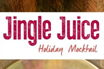 Jingle Juice Holiday Mocktail