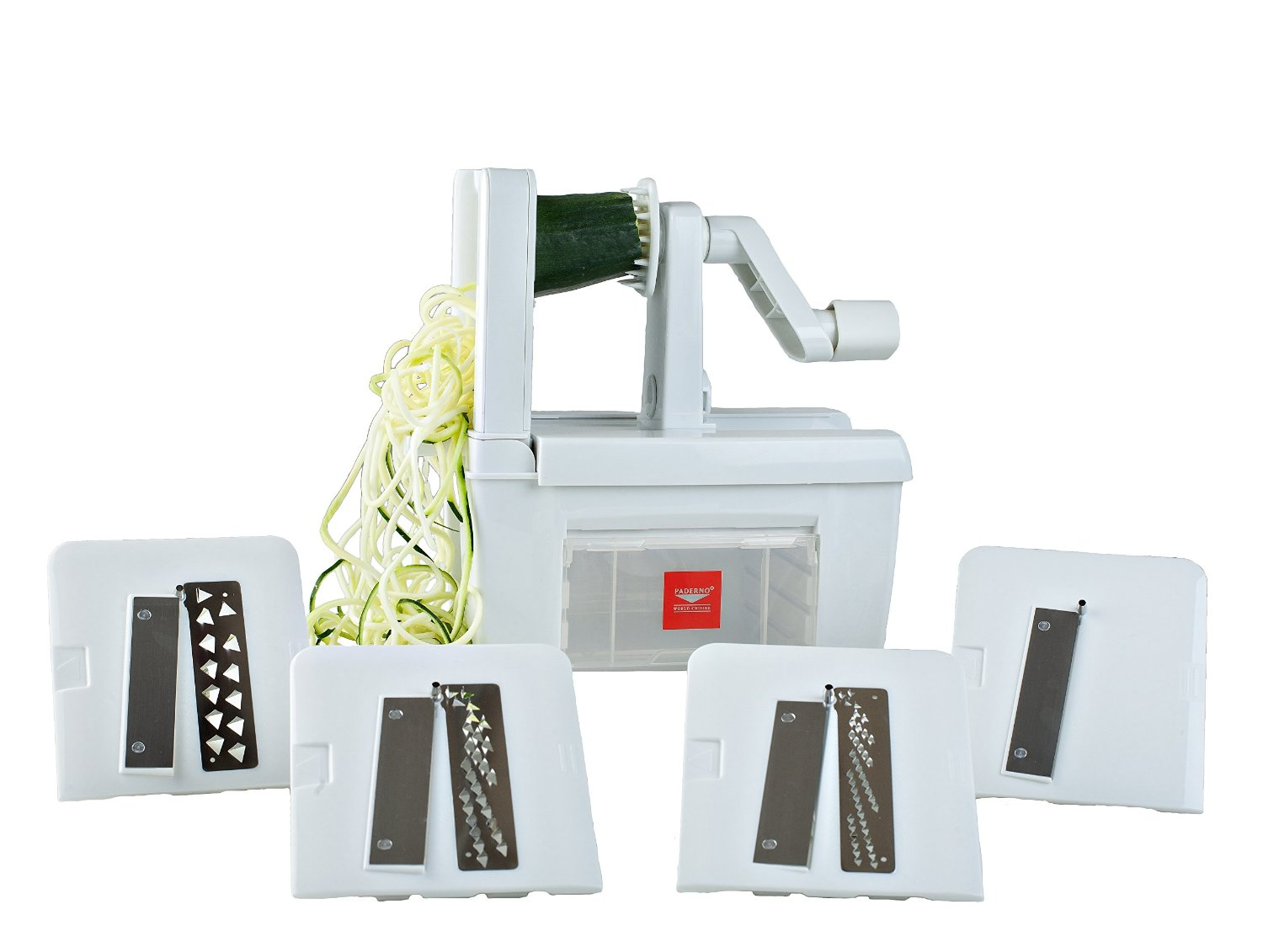 Paderno World Cuisine Spiralizer | 25+ Gifts for Her